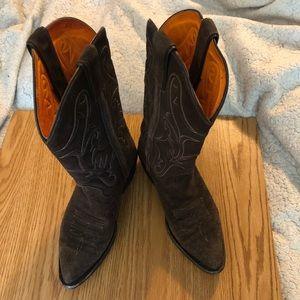 VINTAGE FRYE COWBOY BOOTS 6-1/2